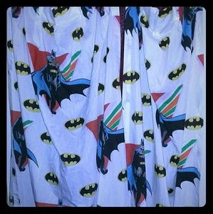 2 Panel Batman Curtains